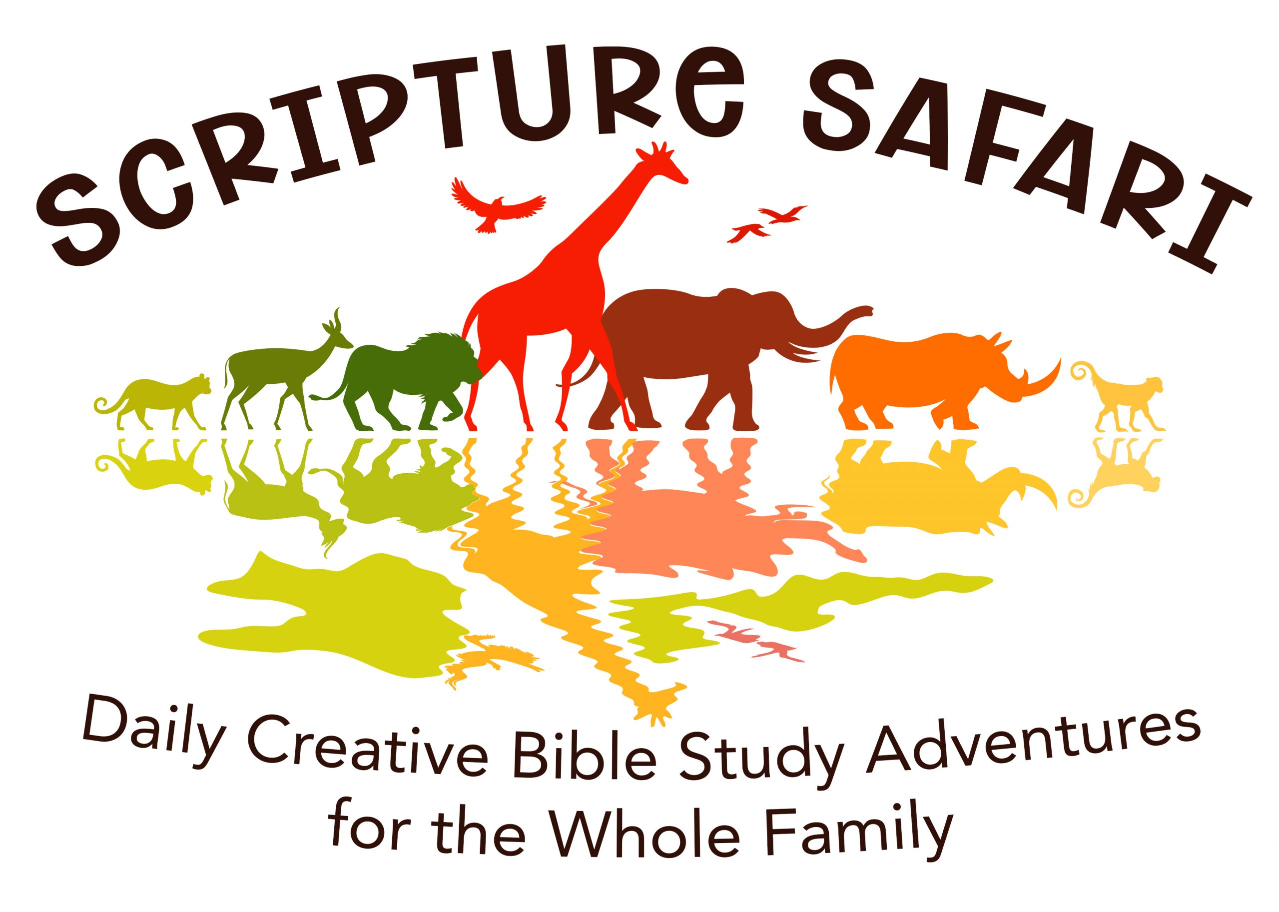 Scripture Safari: Creative Bible Study Adventures for the Whole Family